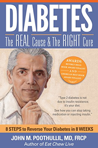 Diabetes: The Real Cause and The Right Cure cover