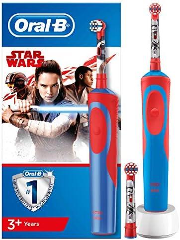 Oral-B Stages Power Kids Star Wars Elektrische Zahnbürste für Kinder
