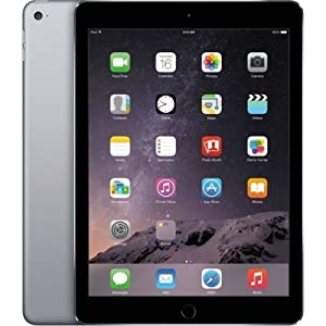 Apple iPad Air 2 Newest Version (Refurbished)