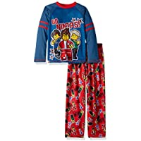 LEGO Ninjago Boys 2-pc Pajama Set, Long Sleeve with Pant