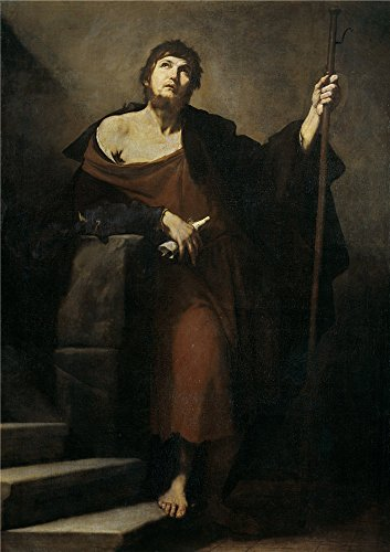 Second Nature Transition Spout ('Ribera Jose De Santiago El Mayor 1631 ' Oil Painting, 16 X 23 Inch / 41 X 58 Cm ,printed On High Quality Polyster Canvas ,this Imitations Art DecorativeCanvas Prints Is Perfectly Suitalbe For Home Theater Decoration And Home Gallery Art And Gifts )