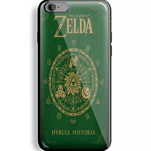 The Legend Of Zelda Hyrule Historia For IPhone And Samsung Galaxy Case IPhone 6/6s Black