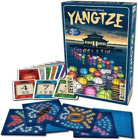 Devir Yangtze, Miscelanea (BGYANG): Amazon.es: Juguetes y juegos