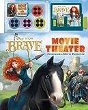 Disney Pixar Brave Movie Theater: Storybook and Movie Projector by Disney Princess (2012-05-15)