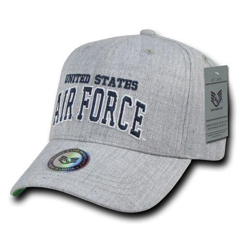 Rapiddominance Air Force Heather Grey Military Cap