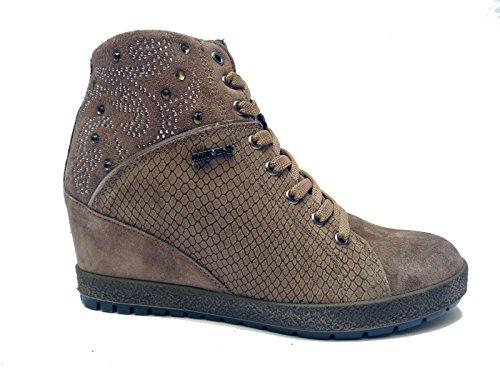 Enval Soft Women's Court Shoes Brown MARMOTTA 5 XrtXE3T