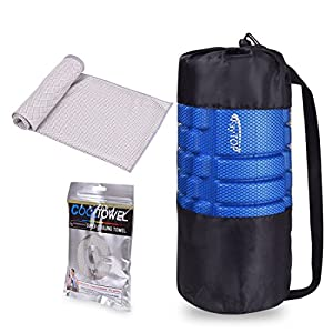 Foam Roller for Muscle Massage- Super Effective Exercise Equipment- Helps with Physical Therapy/Myofascial Release/Cramp Relief/Tight Muscles- FayTOP by FayTOP