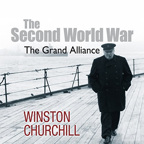 The Second World War: The Grand Alliance by Audible Studios (Image #1)