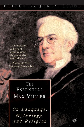 The Essential Max Müller: On Language, Mythology, and Religion by Palgrave Macmillan