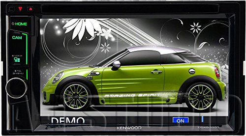 Cheap Kenwood DDX6703S Double DIN Bluetooth In-Dash DVD/CD/AM/FM Car Stereo w/ 6.2″ Touch Screen with Apple Carplay and Built-in HD Radio