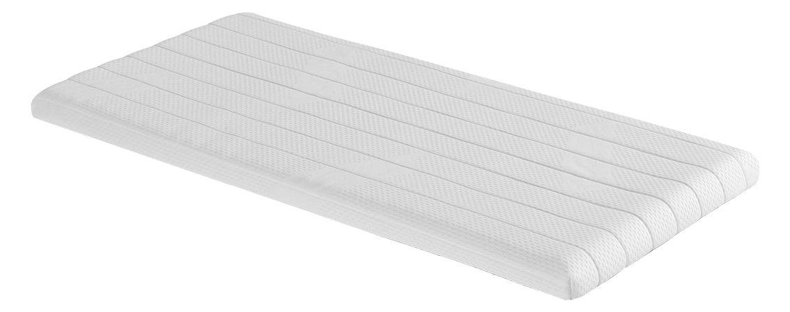 Ecus Care, 137cm x 67cm, topping para colchón de cuna Ecus Care anti plagiocefalia: Amazon.es: Bebé