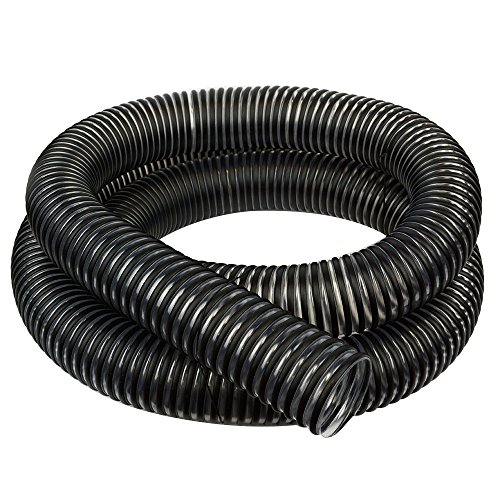 Big Horn 11493   4 Inch X 10 Foot Hose Clear With Black H..