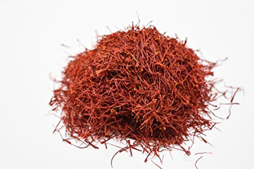 Persian Saffron Threads by Slofoodgroup Premium Quality Saffron Threads, All Red Saffron Filaments (various sizes) Grade I Saffron (1 Gram Saffron) by Slofoodgroup (Image #2)