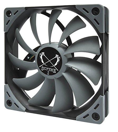 Scythe Kaze Flex Sealed Precision FBD 120mm PWN Fan @300-1200 RPM ()