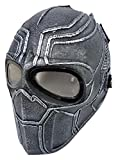 Black Panther Airsoft Mask,Paintball Mask,LEDs Protective Gear,Full Face Mask,Outdoor Sport Fancy Party Masks