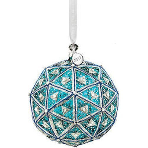 Waterford 2019 Times Square Masterpiece Ball Ornament 6.9
