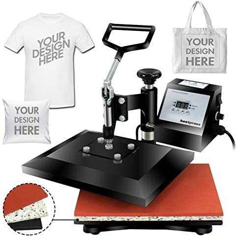 Digital Clamshell Transfer Sublimation Machine product image