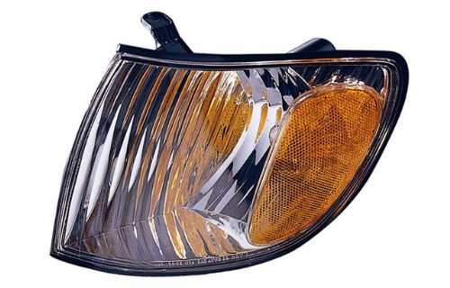 Toyota Sienna Driver Side Replacement Turn Signal Corner Light (Corner Toyota Sienna Light)