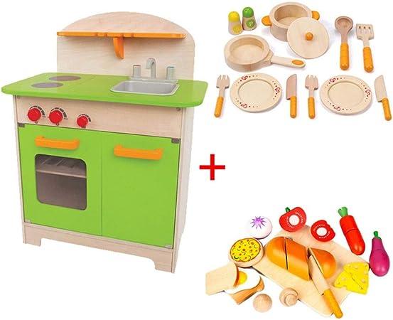 Ustensiles De Cuisine Jouets De Cuisine En Bois Pour Enfants Jeux