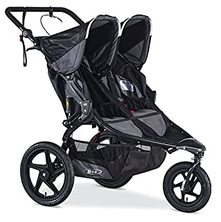 The Revolution PRO Duallie is BOB's most deluxe on and off road double stroller. Fully loaded for all your adventures, this stroller is perfect for intense workouts or leisurely strolls around the city. The Revolution PRO is amazingly versatile. It h...