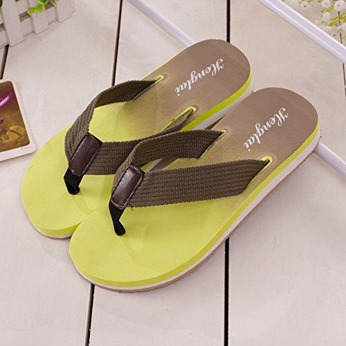 Hawk Footwear (Flash Hawk (TM) Men¡¯s Fashion Discolor Flip Flops)