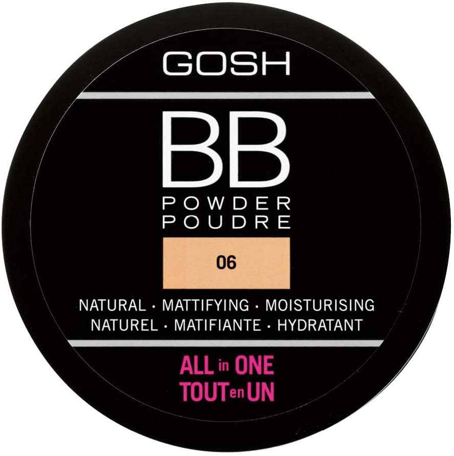Gosh Copenhagen BB Powder 06