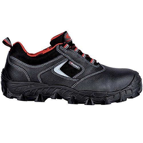 """Cofra FW350–000.w44Talla 44S3SRC–Zapatillas de seguridad """"Garonne, color negro"""
