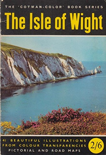 The Isle of Wight (A Cotman Color Book with text)