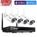 ZOSI HD IR Cut CCTV Camera Home Security Day/Night Waterproof Camera- 65ft(20m) IR Distance