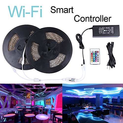 Miheal WiFi Wireless Smart Phone Controlled Led Strip