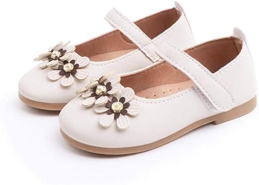 Huifa Summer Kids Sandals Fashion Big Flower Children Girls Flat Pricness Shoes