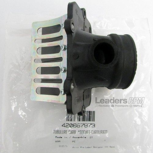 Ski-Doo New OEM Carburetor Intake Adaptor Flange Carb Boot Socket 420867873