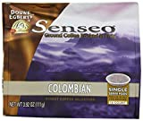Senseo Colombia Blend Coffee Pods,  16-Count Packages, 3.92 oz  (Pack of 4)