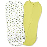 Summer Infant SwaddlePod 2-Pack, Hungry Caterpillar, Newborn (Discontinued by Manufacturer)