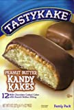 Tastykake Chocolate Peanut Butter Kandy Kakes - Pack of 2