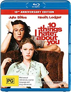 10 Things I Hate About You 10th Ann (Blu-ray)