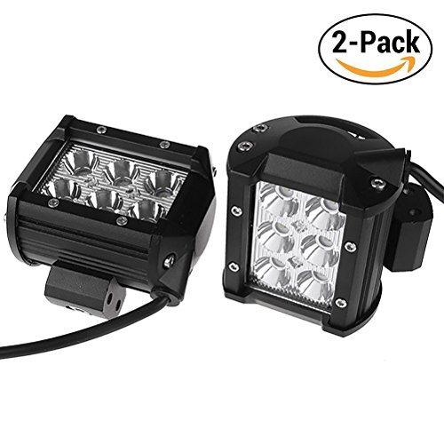 Lights up a very wide area. Easy to install.
