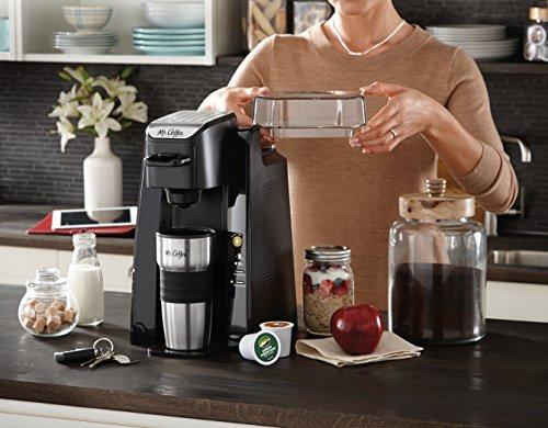 Mr. Coffee BVMC-SC500-1 Single K-Cup Brewing System, 24 oz, Black by Mr. Coffee (Image #3)