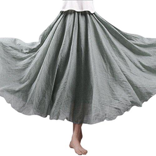 Cotton Full Skirt - 8