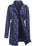 ZEGOLO Raincoats Waterproof Lightweight Rain Jacket Active Outdoor Hooded Women's Coats Larger Image