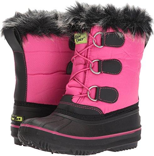 Western Chief Kids Baby Boy's Arcterra EX Snow Boots (Toddler/Little Kid/Big Kid) Pink 13 M US Little Kid