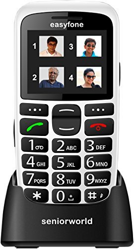 Senior friendly phone