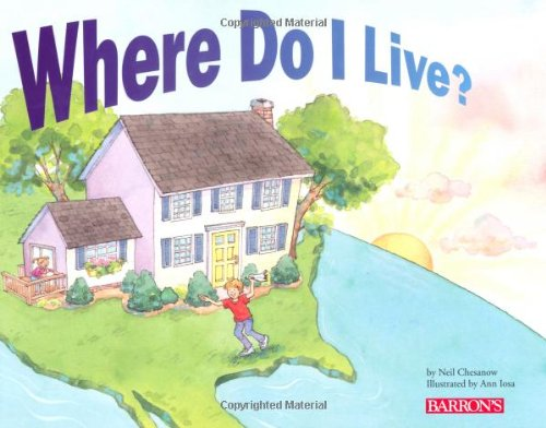 Where Do I Live? - Look Live Where I