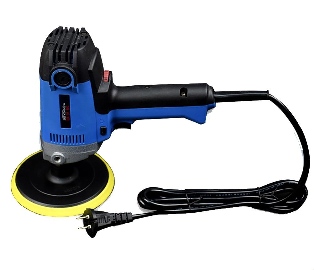 ROBAYSE Electric Car Polisher Variable Speed Buffer Waxer Sander Detail Boat