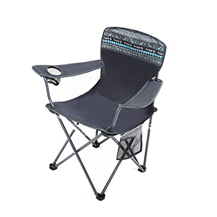 La Silla Plegable portátil al Aire Libre Que acampa Que ...