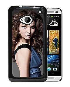 New Custom Designed Cover Case For HTC ONE M7 With Miranda Kerr Girl Mobile Wallpaper(5).jpg