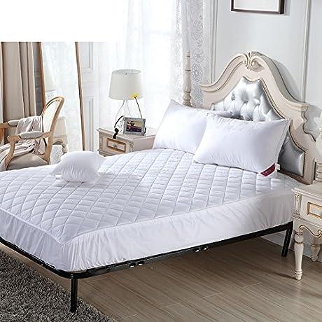 Double Mattress Tatami Mattress Anti Skidding Keep Warm Mattress Full Cotton Bed Mat A 180x200cm 71x79inch