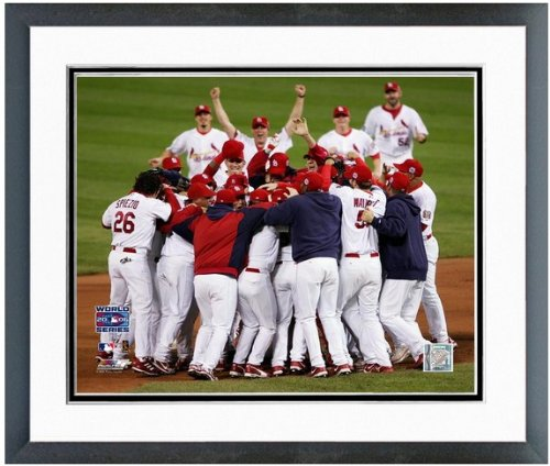 St. Louis Cardinals 2006 World Series Photo (Size: 12.5