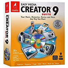 Roxio Easy Media Creator 9 Suite [OLD VERSION]