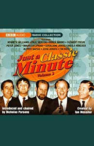 Just a Classic Minute, Volume 2 Radio/TV Program